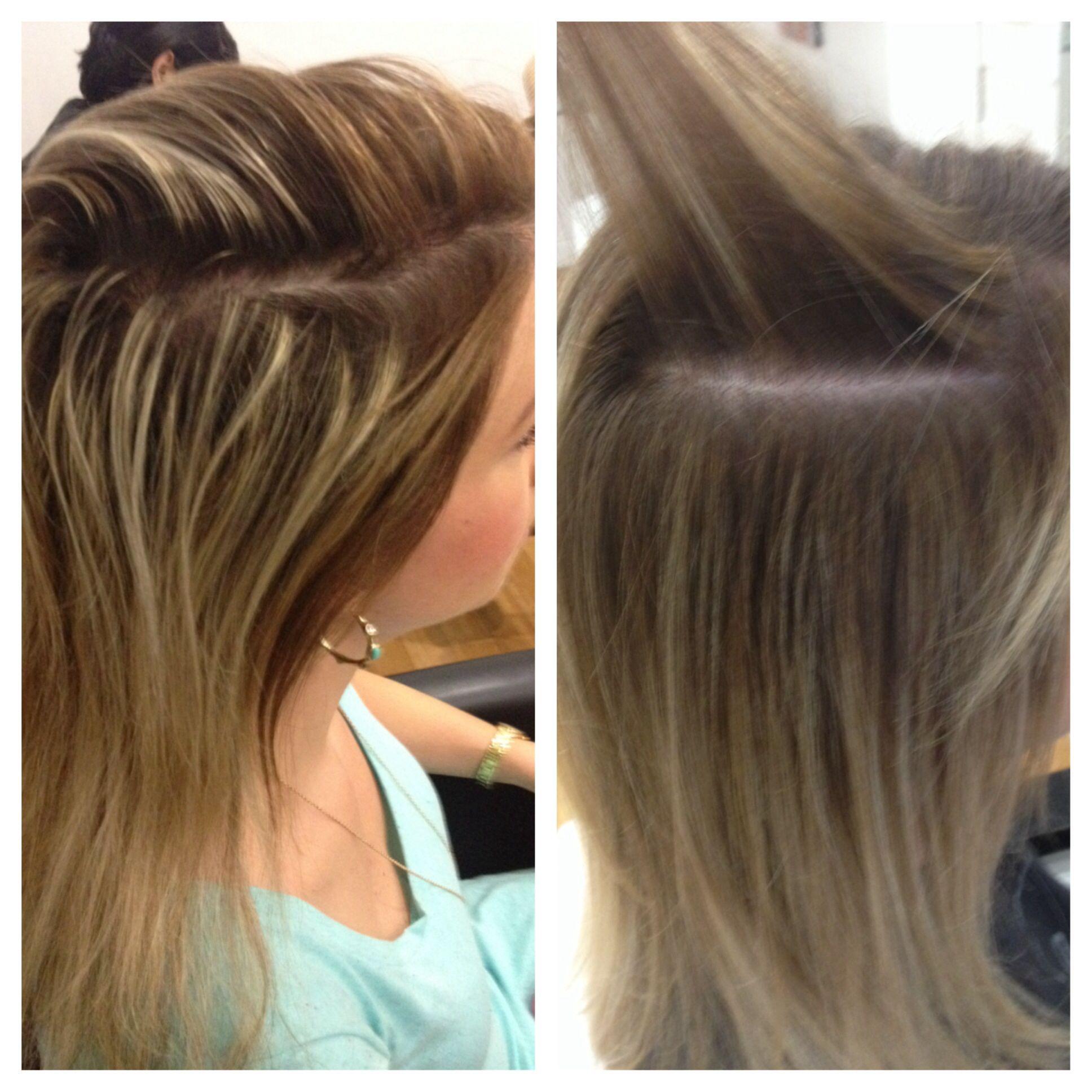 15++ Blonde highlights gone wrong trends