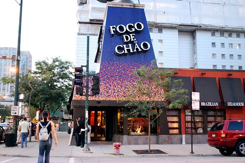 Fogo De Chao Chicago Il Brazilian Steakhouse Travel Room Events Place