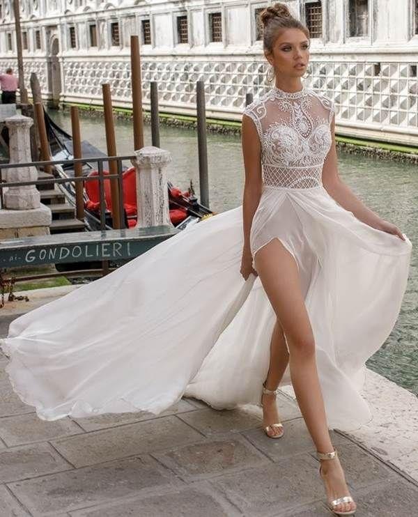 Julie Vino Frühjahr Brautkleider 2018 – Michelina De Costanzo