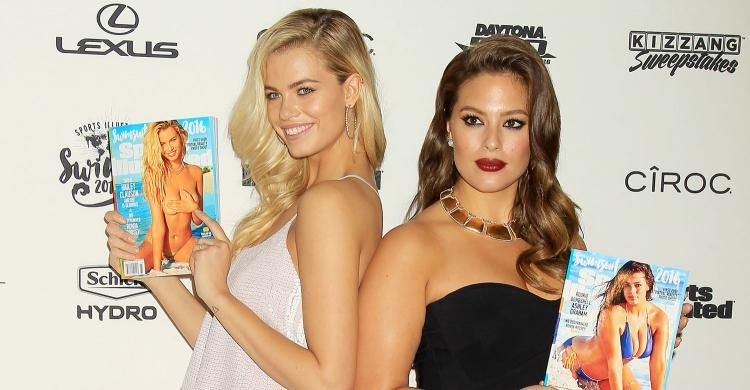 #Gossip Ashley Graham & Hailey Clauson Celebrate Their SI Swimsuit Issue Cover... https://t.co/LXP6KaiMCC https://t.co/x079XeSw9N