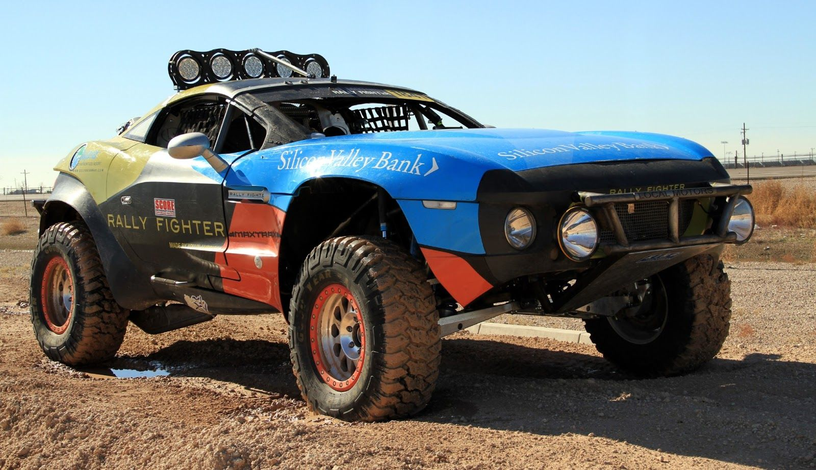 95 car toys  Local Motors Rally Fighter  LocalMotors RallyFighter  Pinterest