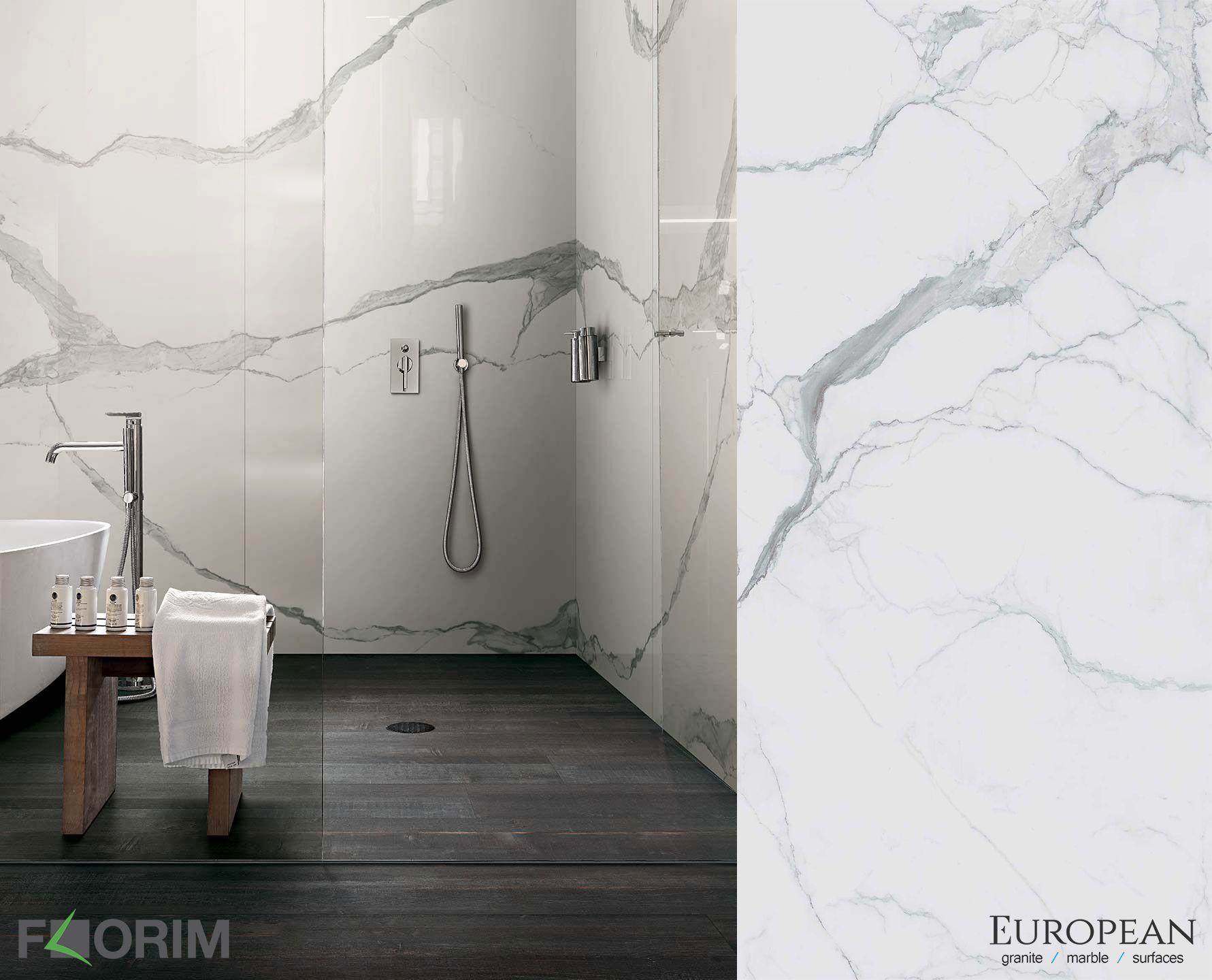 Florim - our new luxury porcelain tile collection - comes in a ...