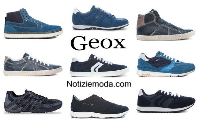 Sneakers Geox primavera estate 2015 uomo | Moda, Scarpe e