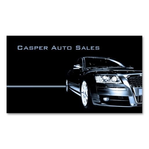 Used car dealer business card business cards card templates and used car dealer business card reheart Image collections