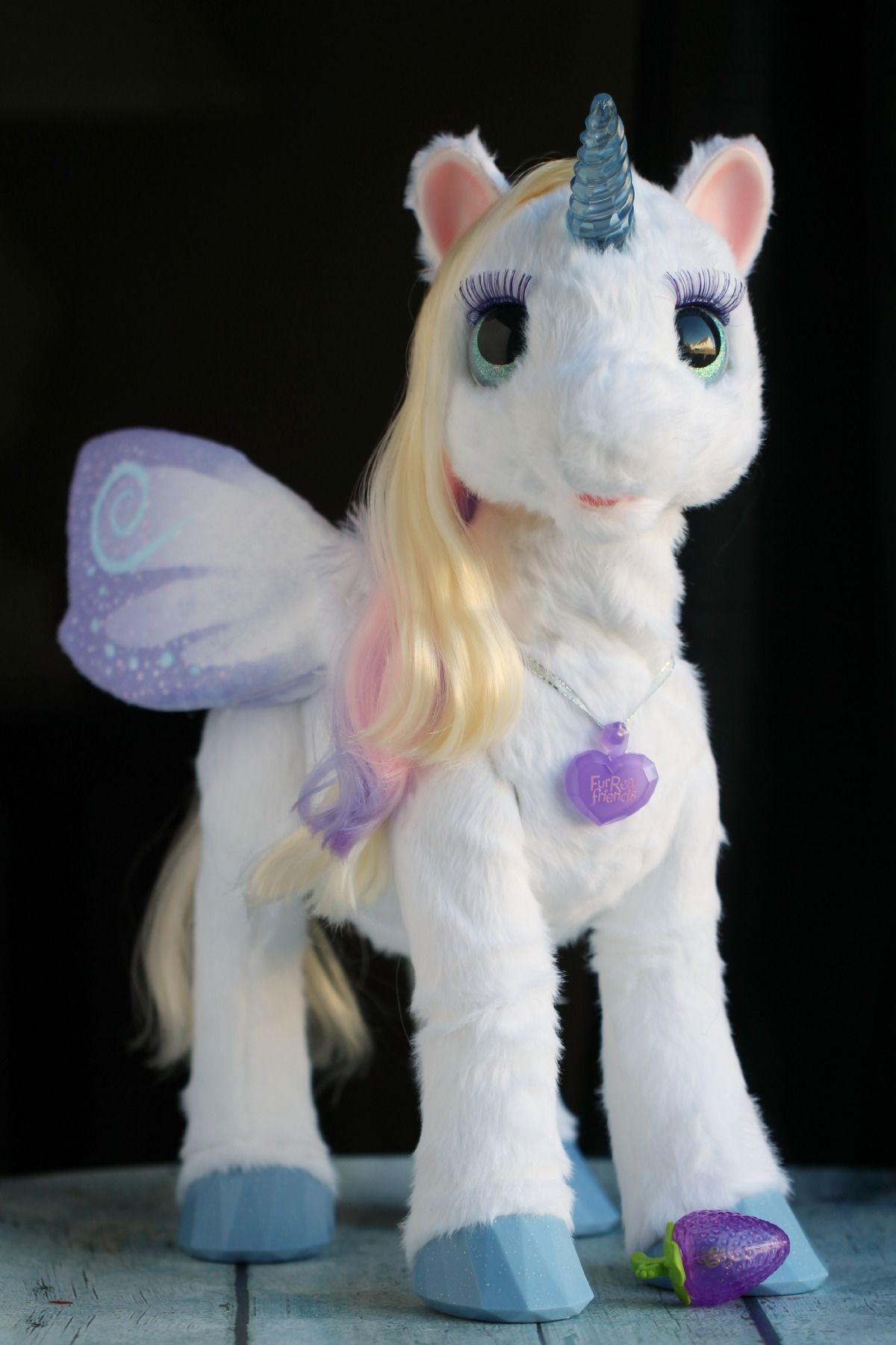 FurReal Friends StarLily My Magical Unicorn Pet