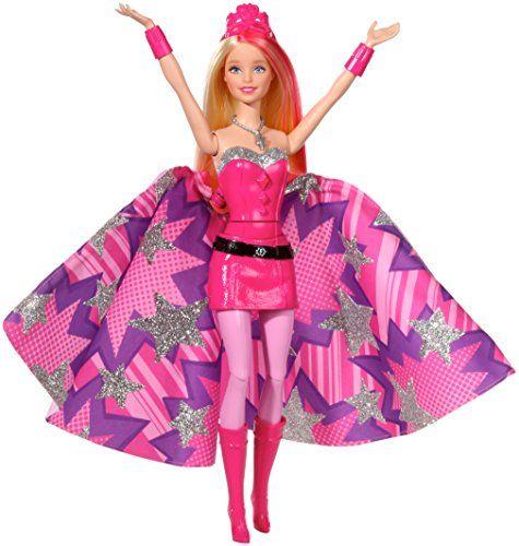 barbie super sparkle puppe