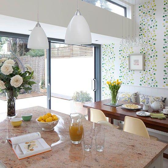 so erfrischend kann eine Küchenarbeitsplatte aus Granit wirken. http ...