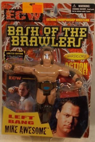 Out Of Stock Osftm Ecw Bash Of The Brawlers Mike Awesome Moc