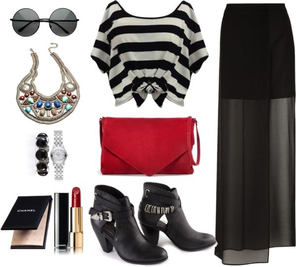 """""""Dead to the World"""" by mylla06 on Polyvore"""