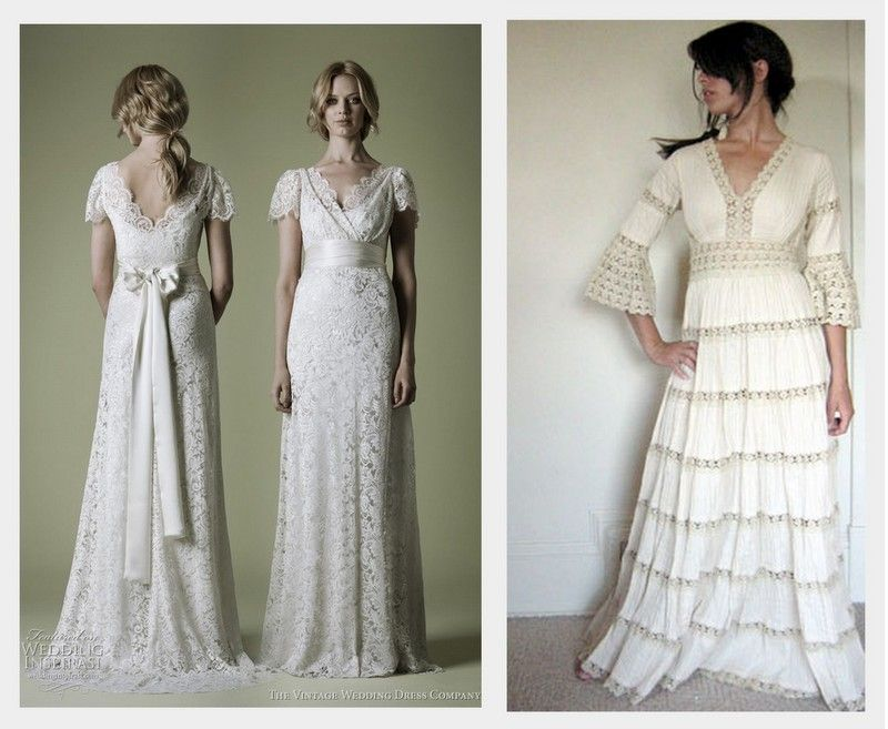 1930\'S INSPIRED BRIDAL GOWNS | 1930 s style wedding gown the vintage ...