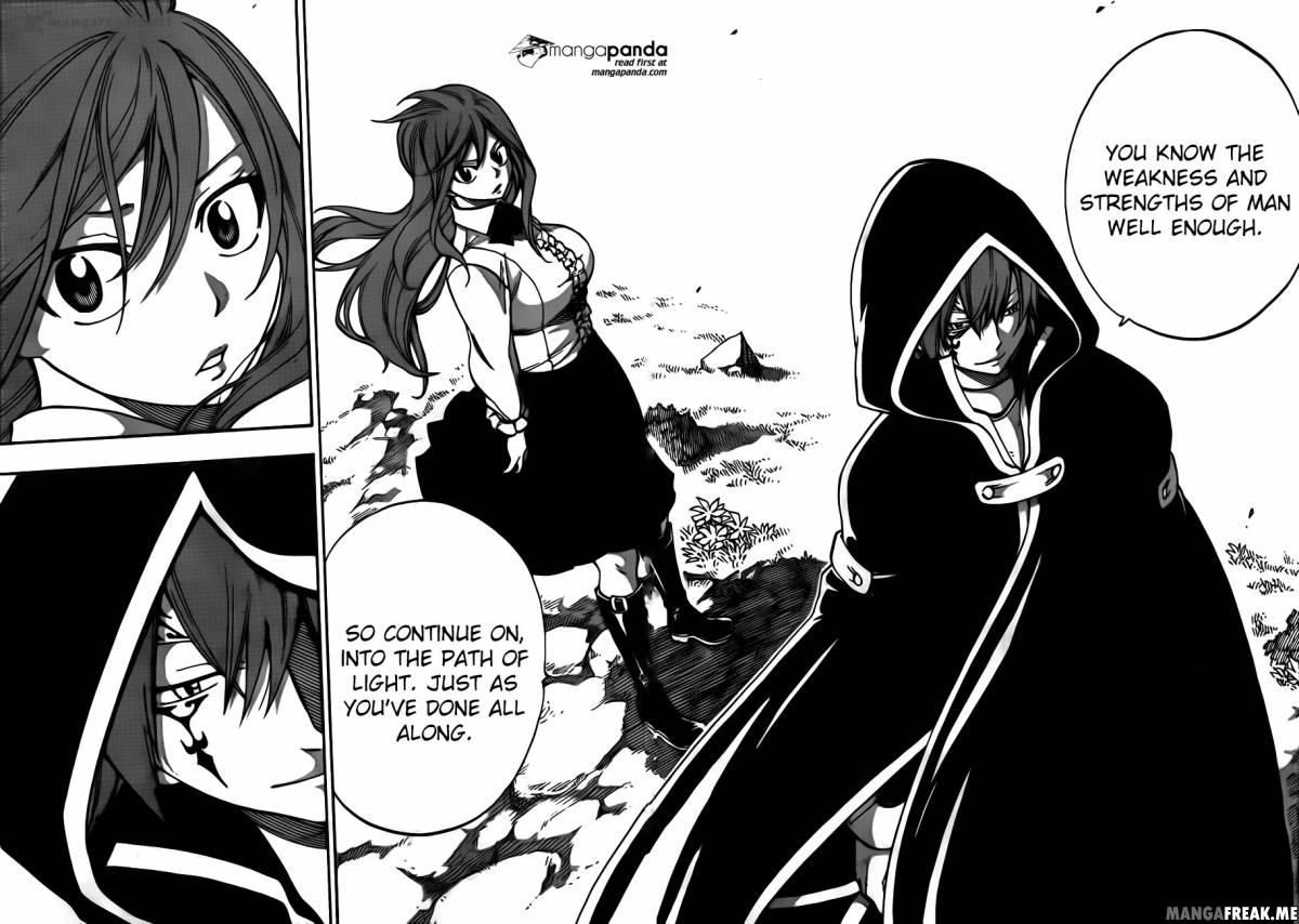 "This actually happens in the manga...Squeals..Can this be (out of the many annoying things AKA Erza's torture scene in the tartaros arc. So glad they ""omitted"" that in the anime) in the manga to be in the anime?  (Fairy Tail Manga)"