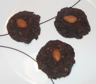 My HCG Cooking Blog - Favorite recipes and discoveries on my HCG weightloss journey: P3 Chocolate Coconut Cookies