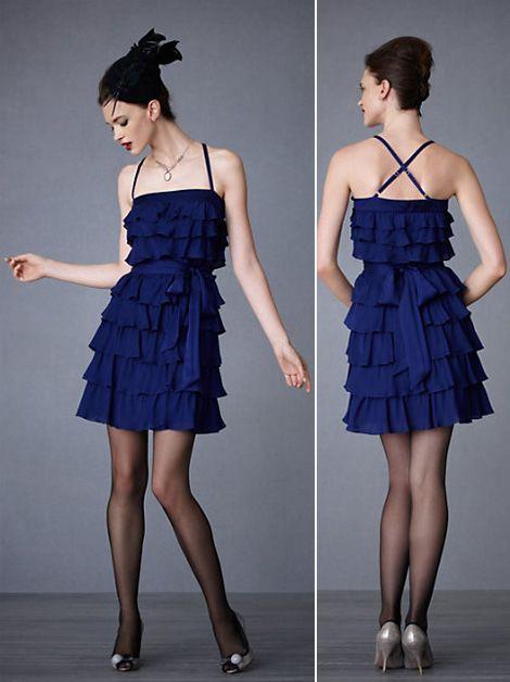 1000  images about LBD: Little (Dark) Blue Dress on Pinterest ...