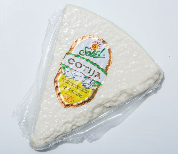 What Is Cotija Cheese Mexican Please Cotija Cheese Mexican Food Recipes Authentic Mexican Food Recipes