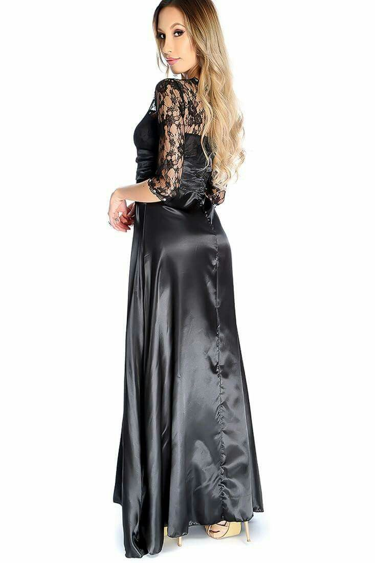 Pin by sigmund froid on mulheres com cetim pinterest satin