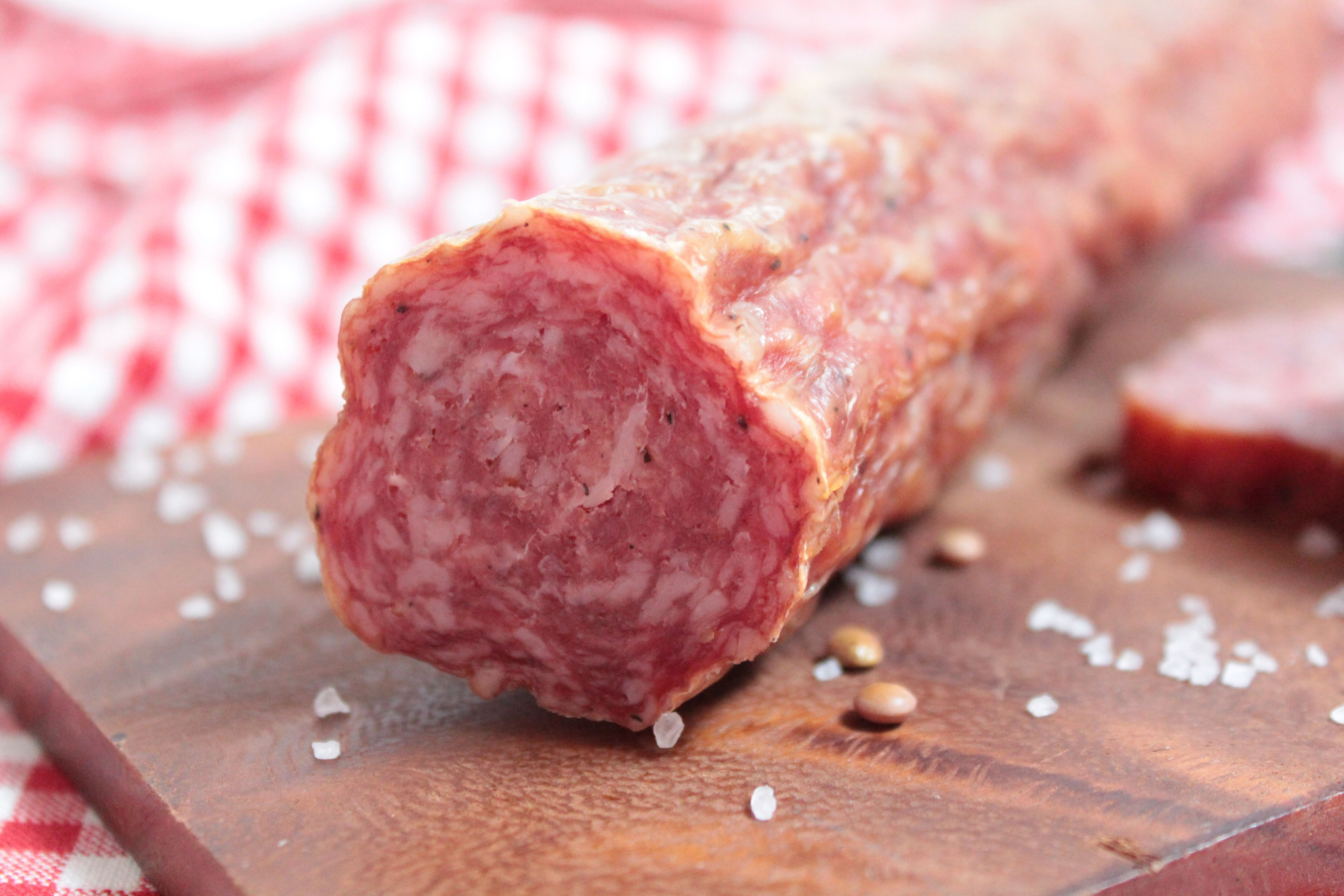 Photo of ¿Te atreves? Hacer salami usted mismo | expondo