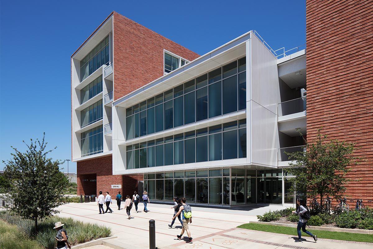 Geffen Hall, David Geffen School of Medicine, University