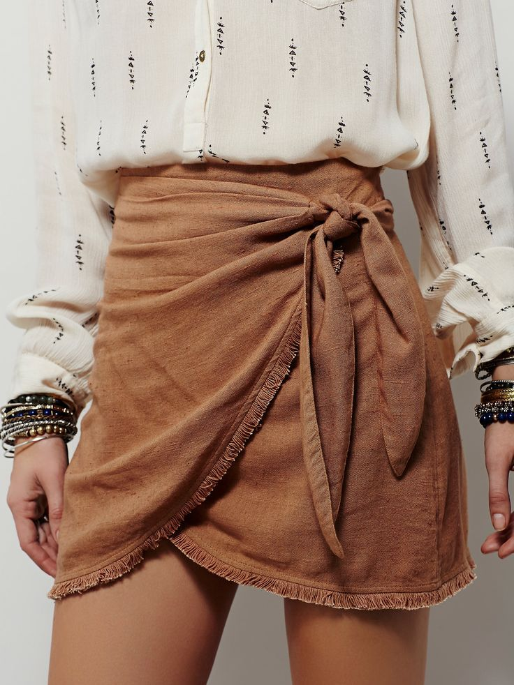 Sydnie wrap skirt made from our sheer and gauzy endless summer fabric this also best wardrobe images in fashion looks fall outfits rh pinterest