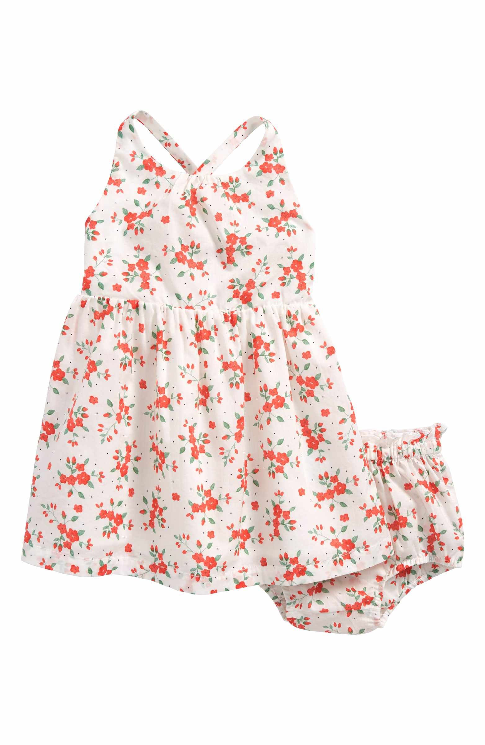 adfb847c7 Main Image - Ruby   Bloom Floral Sundress (Baby Girls)