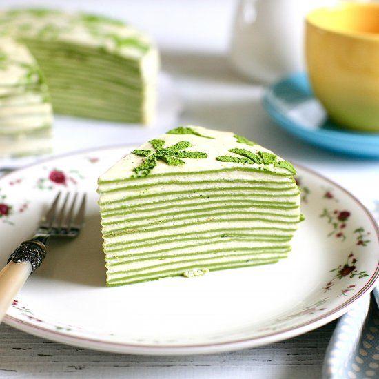 Easy Cake Lapis Recipe