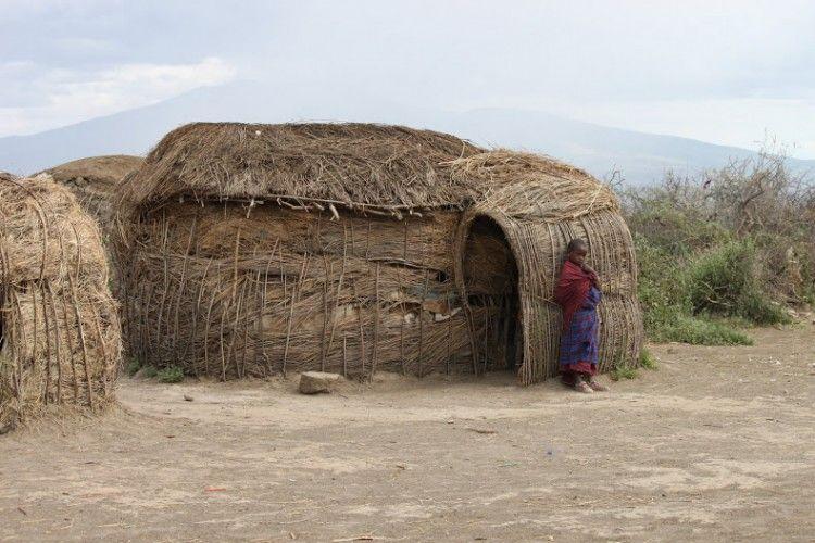 Village masa tanzanie g o 07 les pays d 39 afrique - Voilage maison du monde ...