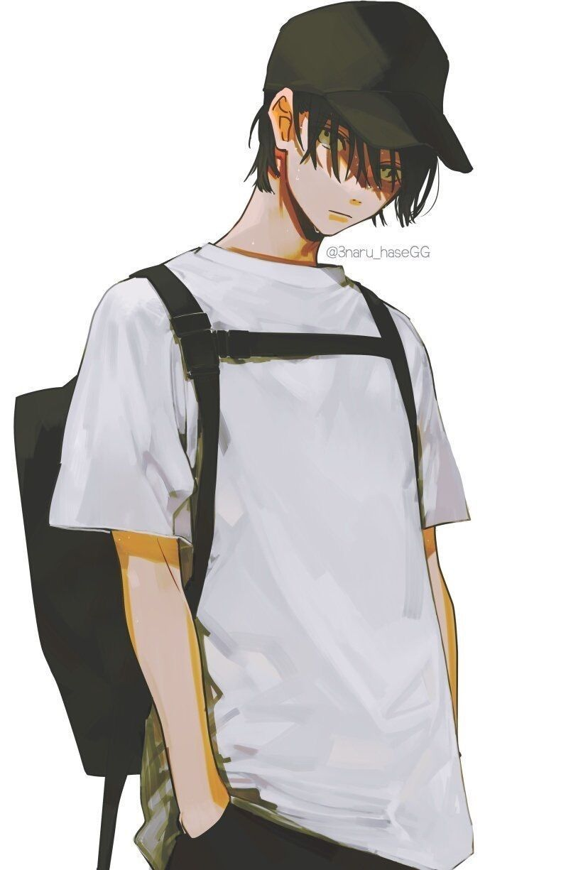 Always Look Down To Know You Oppenent Anime Drawings Anime Boy Cute Anime Guys