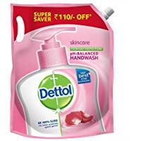Dettol Ph Balanced Skincare Liquid Handwash Refill Super Saver