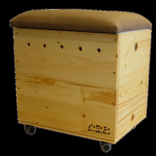 wormbox wurmkomposter wurmkiste beschreibung balkon pinterest balkon und g rten. Black Bedroom Furniture Sets. Home Design Ideas