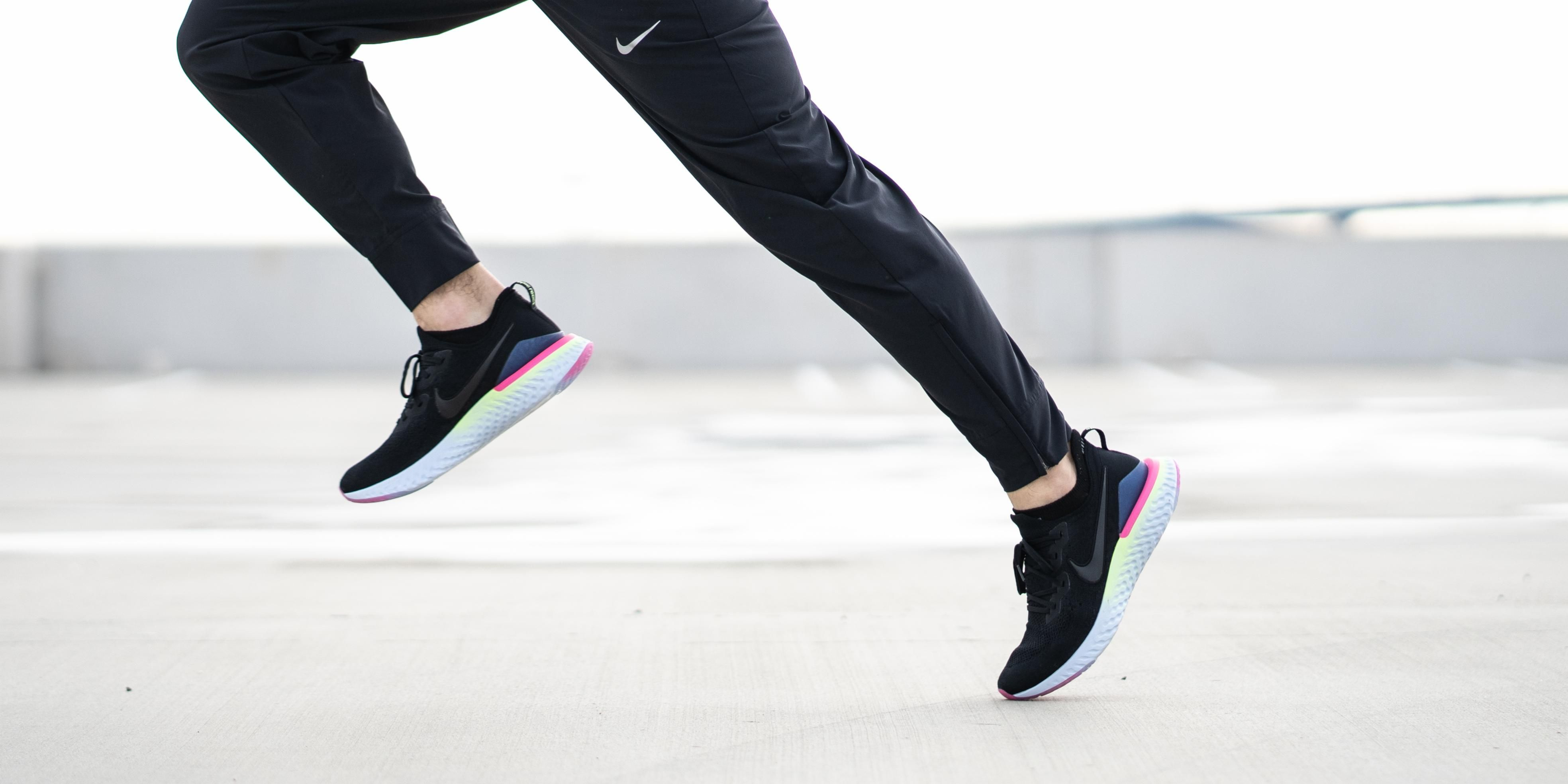 a65c4f0a6d Nike Epic React Flyknit 2 Review: Put the Glide Back in Your Stride with a  Touch of 90's Style