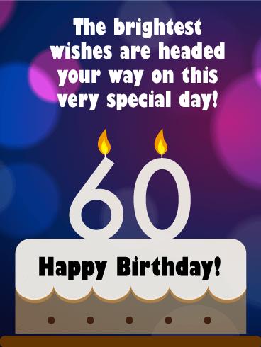 Pop Happy 60th Birthday Card Birthday Greeting Cards By Davia 60th Birthday Cards Birthday Cards Birthday Greeting Cards