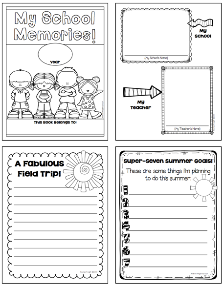 Divine image in free printable memory book templates
