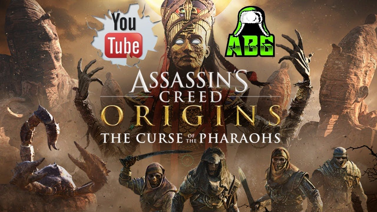 Assassin S Creed Origins Curse Of The Pharaohs Walkthrough