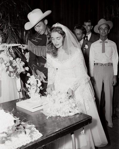 Celebrity Wedding Singers: Hank Williams Sr, Celebrity
