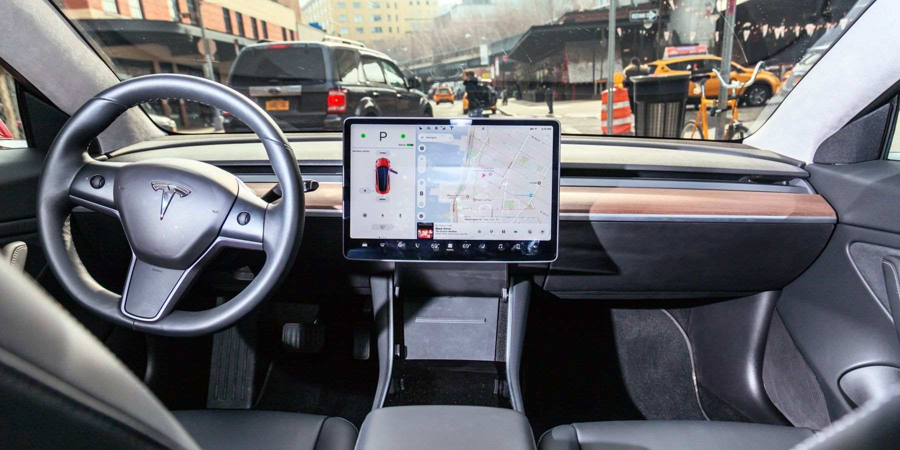 Tesla Electronics Easily A Winner But Could Be Too Centralized Tesla Interior Tesla Car Tesla Model