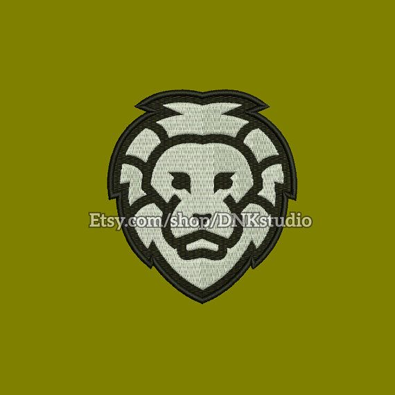 Lion Head Applique Embroidery Design  5 Sizes  by DnkStudio  Lion Head Applique Embroidery Design #stitch #Sewing #Needlecraft #stitches #Embroidery #Design #EmbroideryDesign #appliquedesign #digitizeddesigns #appliquedesign #embroiderypattern #machineembroidery #Appliques #Applique #Lion #LionApplique #LionEmbroidery #animal #Lionpattern