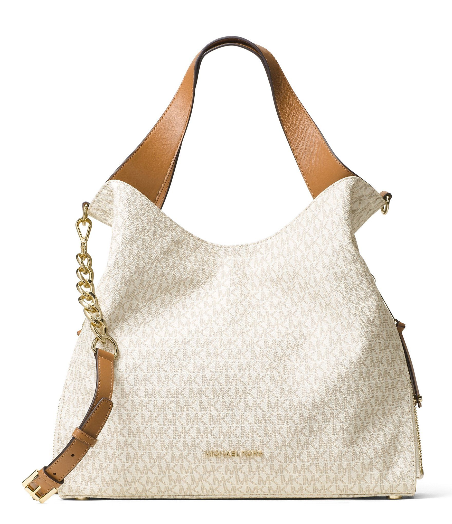 45b02fcc8353 Shop for MICHAEL Michael Kors Devon Signature Large Tote at Dillards.com.  Visit Dillards.com to find clothing, accessories, shoes, cosmetics & more.