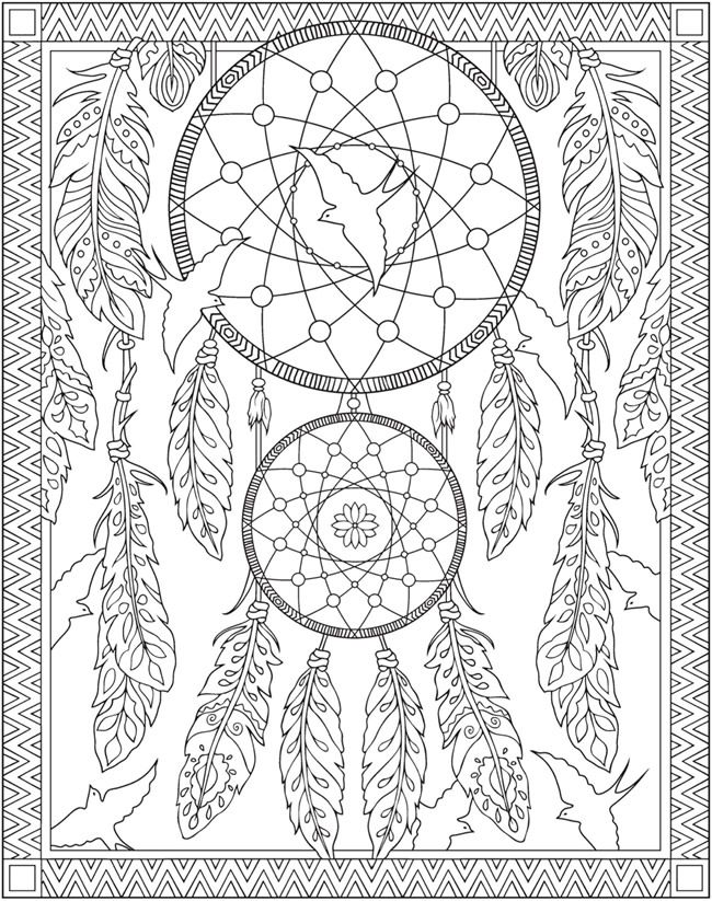 Welcome To Dover Publications Creative Haven Native American Designs