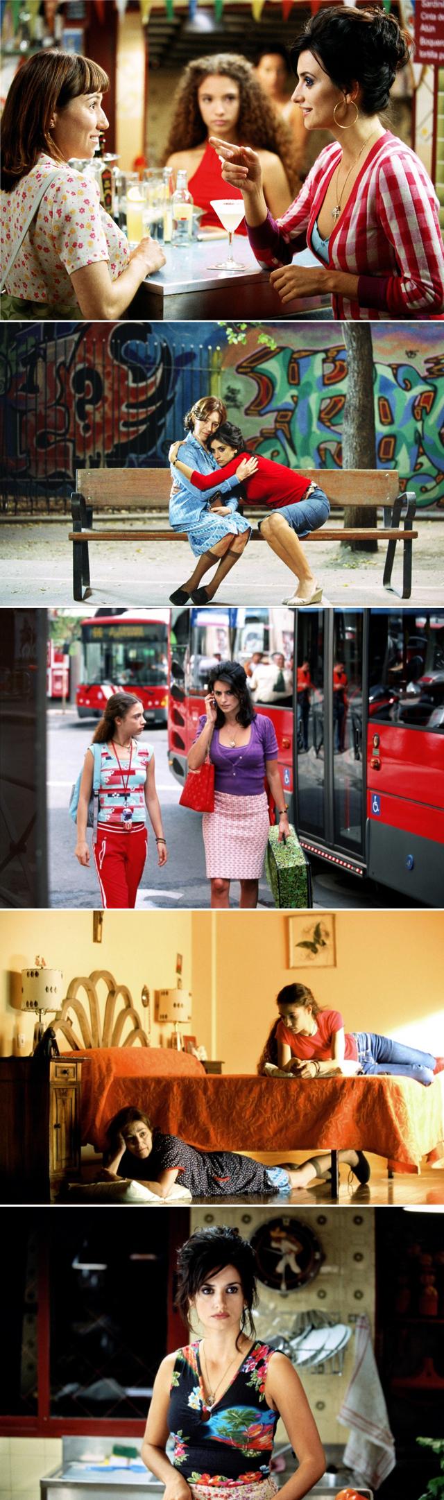 Rojo Volver Fashiongraphic Blog Cinématographie Film Septième Art