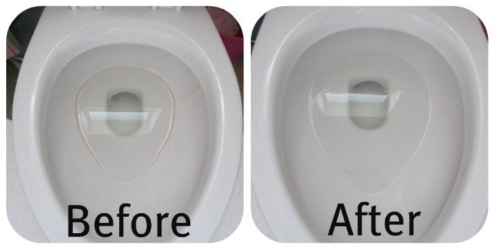 How To Get Rid Of Toilet Bowl Ring Toilet Bowl Ring Cleaning