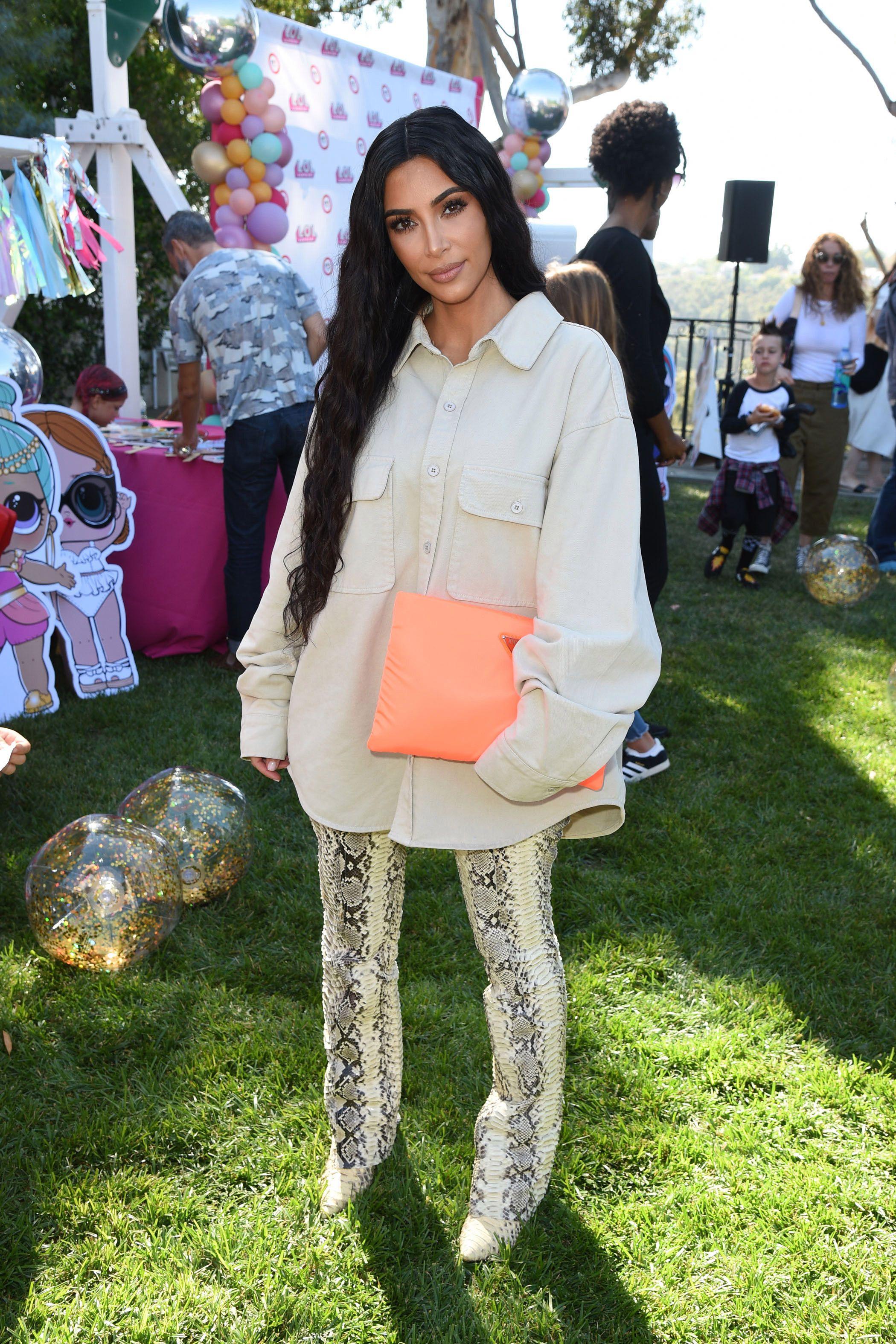 Kim Kardashian's Kimono Controversy Proves A Leopard Never Changes Its Spots