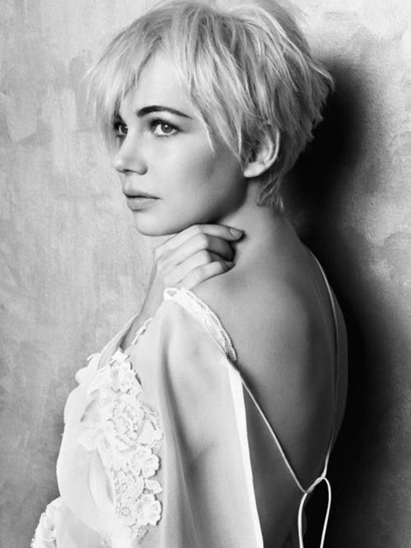 Michelle Williams Haircuts Coiffures cheveux courts