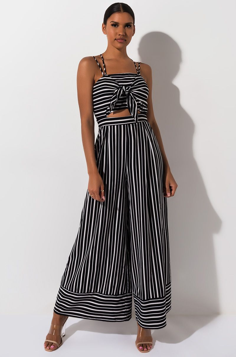 ee58d038e SWEET LITTLE LIES TIE FRONT JUMPSUIT | Products in 2019 | Jumpsuit ...