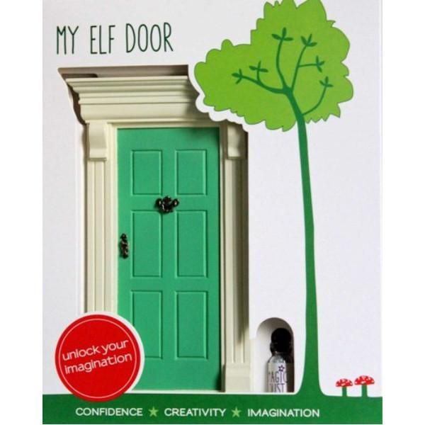 Product Details About The Magic Door Store    Your Magic Door gives your elves visitors their very own entry point into your home. Please don't handle My El...