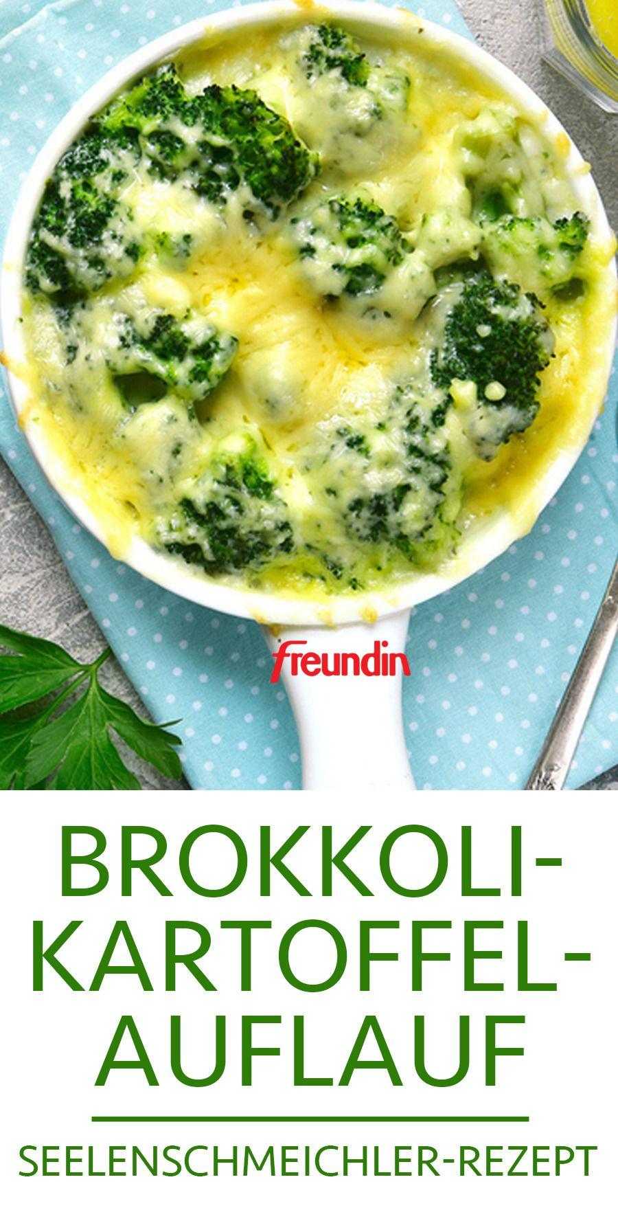 Herbstrezept: Deftiger Brokkoli-Kartoffel-Auflauf | freundin.de