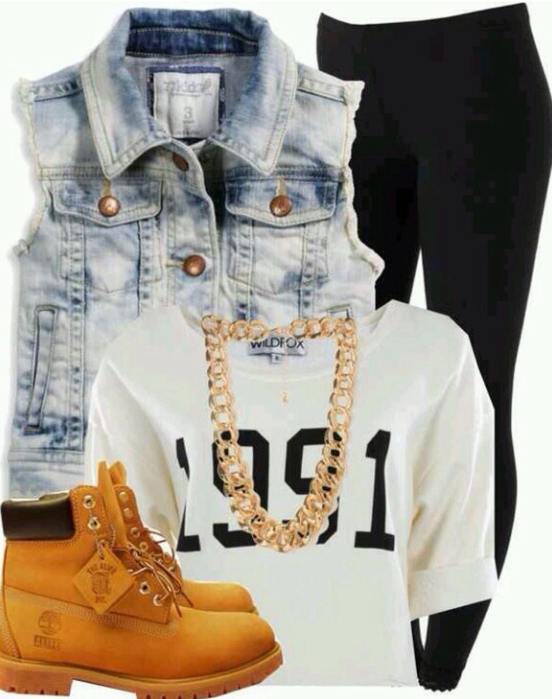 Timberlands l want this outfit | DOPE/FLY OUTFITS ...