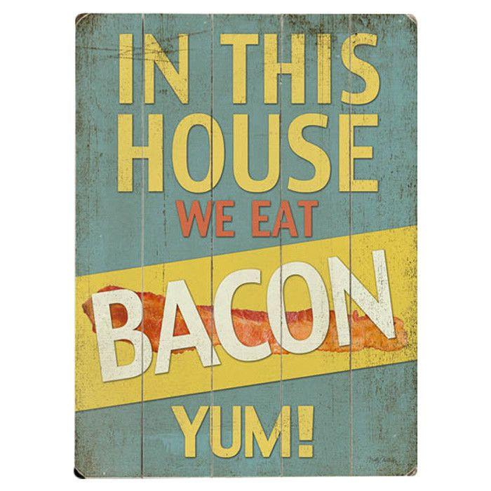 We Eat Bacon