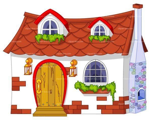 Casita Cuchi Casas Animadas Imagenes De Casas Animadas Casas De Cuento