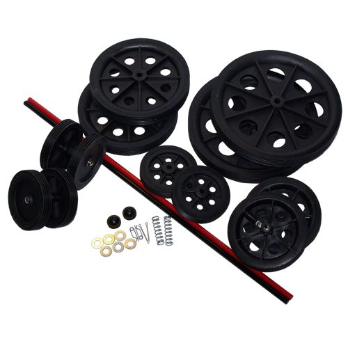 Folding Shopping Cart Accessories/Spare Parts -- Axles on ...