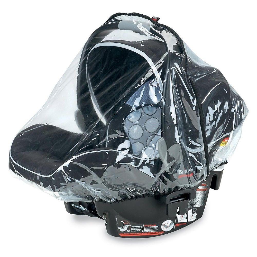 Britax Infant Car Seat and Rain Cover Britax