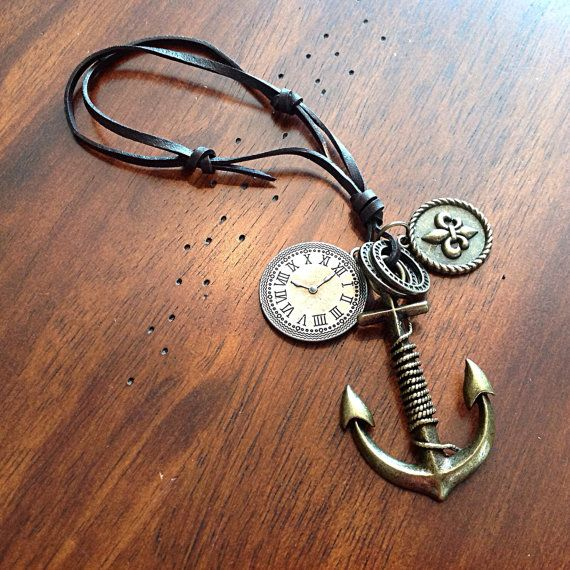 Car Accessories Anchor Rearview Mirror Charm by DorysBoutique $19 ...